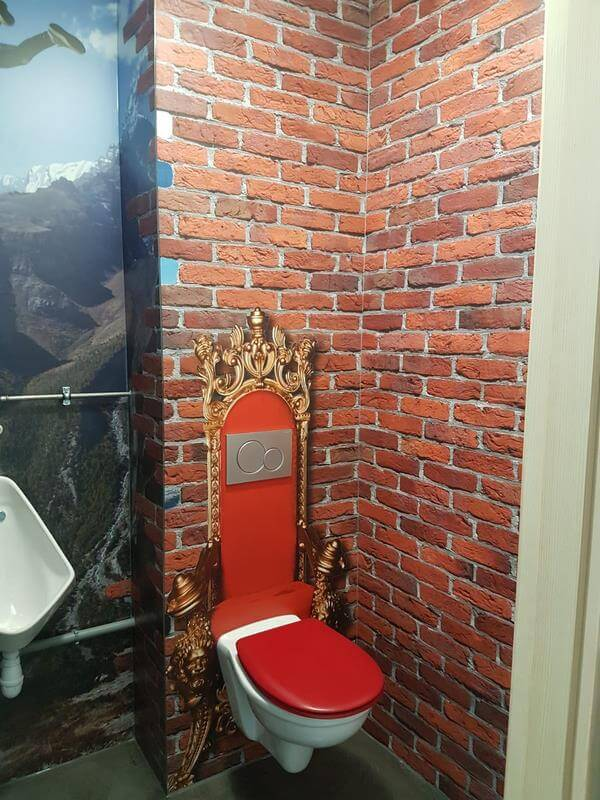 Toilette royale